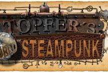 Steampunk corner / A tribute to the genre Steampunk