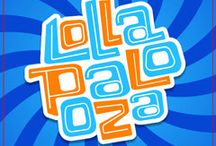Custom Full Color Playing Cards - Lollapalooza