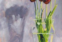 Tulips / Flower painting