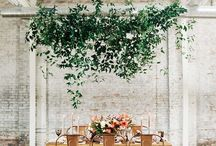 Styled shoots - IDEAS
