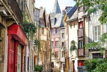 Travel Normandy / Explore the north of France. Enjoy what Normandy has to offer with great food, days out and History.