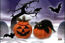 Spooky Stitches / Everything crochet, knitting, and quilting for fall and Halloween