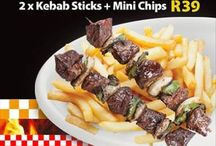 OUR YUMMY MEALS / http://www.chesanyama.co.za
