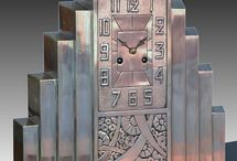 Art Deco Clocks