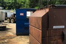 Dumpsters / Dumpsters  / by Iasonha Willoughby