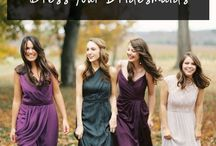 Bridal Party / by Kacee Kirkwood