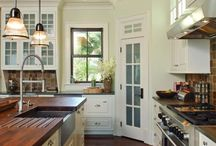 --Kitchen Designs!-- / by Emily Helton