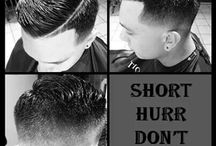 Hairstyles-For Men / by Laura Anderson