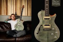 2014 PRS SE Zach Myers Signature Model