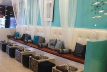 New beauty lounge / Ideas for my new business location / by Cici Nicasio