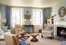 Living Rooms / by Patti Fitzsimmons