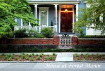 Historic Houses / Lifelong love of old houses