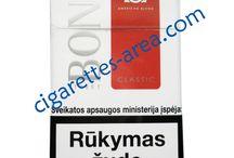 BOND STREET cigarettes / BOND STREET brand cigarettes