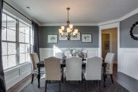 Dining Rooms / Beautiful dining rooms in our gorgeous new homes.