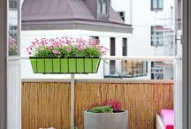 Crafts: balcony / balcony crafts