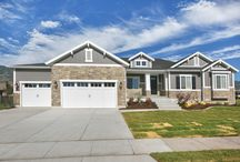 2013 Parade of Homes Applause / This home is our Model Home in the Chestnut Farms Subdivision. Contact our office for hours and location (801)298-8555