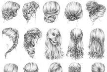 머리카락 종류
