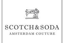 SCOTCH & SODA / Scotch & Soda è una società di moda giovanile olandese fondata nel 1980, due linee principali dedicate ai più giovani, con Scotch R'Belle dedicato alle bambine e alle ragazze e Scotch Shrunk dedicato ai bambini e ai ragazzi.