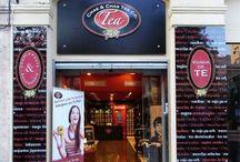 """Nuestra Tienda """"Chas & Chas Tea Co."""" / Le invitamos a conocer nuestra tienda en Tarragona."""