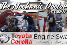 A Day in the Life of an Auto Mechanic