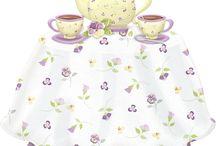 Tea time, cake & cupcakes