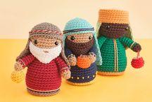 Crochet reyes magos