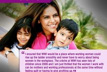 WWI Employee Speak. / As an institute and as an organization, we have always ensured to help our team members strike the right work-life balance, and seamlessly and efficiently juggle the responsibilities of their personal life and professional demands. Here's what the very efficient and inspiring team members have to say about the policies we follow!