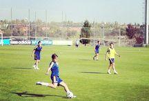 """""""Fútbol femenino: éxito y lucha"""" (Las Rozas, Madrid, España) / http://elpais.com/elpais/2014/12/05/eps/1417796673_536482.html"""