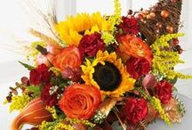 Thanksgiving Flower Arrangements