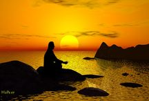 Meditation/Mindfulness / Hows, whys, and benefits of meditation.