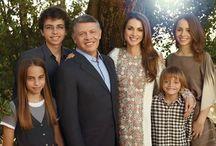 Ürdün royal family
