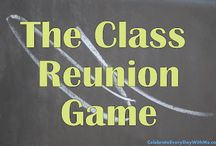 Class Reunion / We have a few years to plan for our 35th!   Class of 1983 rocks!