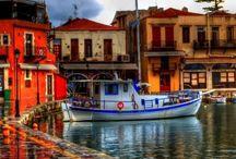 Crete / Chania, Rethymnon, Heraklion, Agios Nikolaos, Ierapetra, Sitia