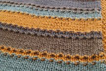 Knit  --  Blankets / by Susan Hodges
