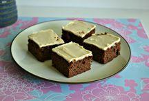 Desserts: Brownies and Blondies