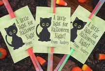 KIDS - Halloween treats
