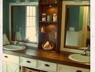 Bathroom ideas / by Molly Newman