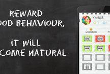 Who's been good ? / Reward your child good behavior