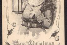decoupage Boże Narodzenie