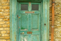 Collections-Doors / by Tammy Demoreuille
