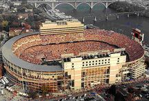 Sports venues I have been to / by Ryan Padgett