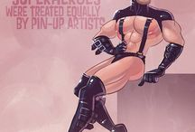 Male Pinup