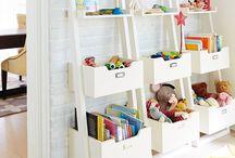 Chambre enfant - salle de jeu