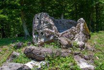 Dolmens of the North Caucasus. / Dolmens of the North Caucasus.