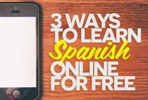 Learning Spanish / My kids and I are trying to learn Spanish!  Here are some resources we have found helpful!