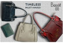 Get Trendy in a Heartbeat! / #Style up and make a statement with these gorgeous #handbags!  Made of rich cruelty-free synthetic leather and other innovative materials these cuties will have you take on the day fabulously! Available Exclusively at: www.baggit.com