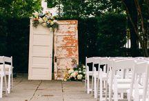 Emma Creek Barn - Rustic Weddings / Emma Creek Barn - wedding venue in central Kansas