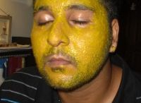 Turmeric mask / Healthy skin