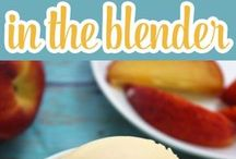 blender ice creams and more