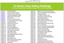 Clean Eating schedule